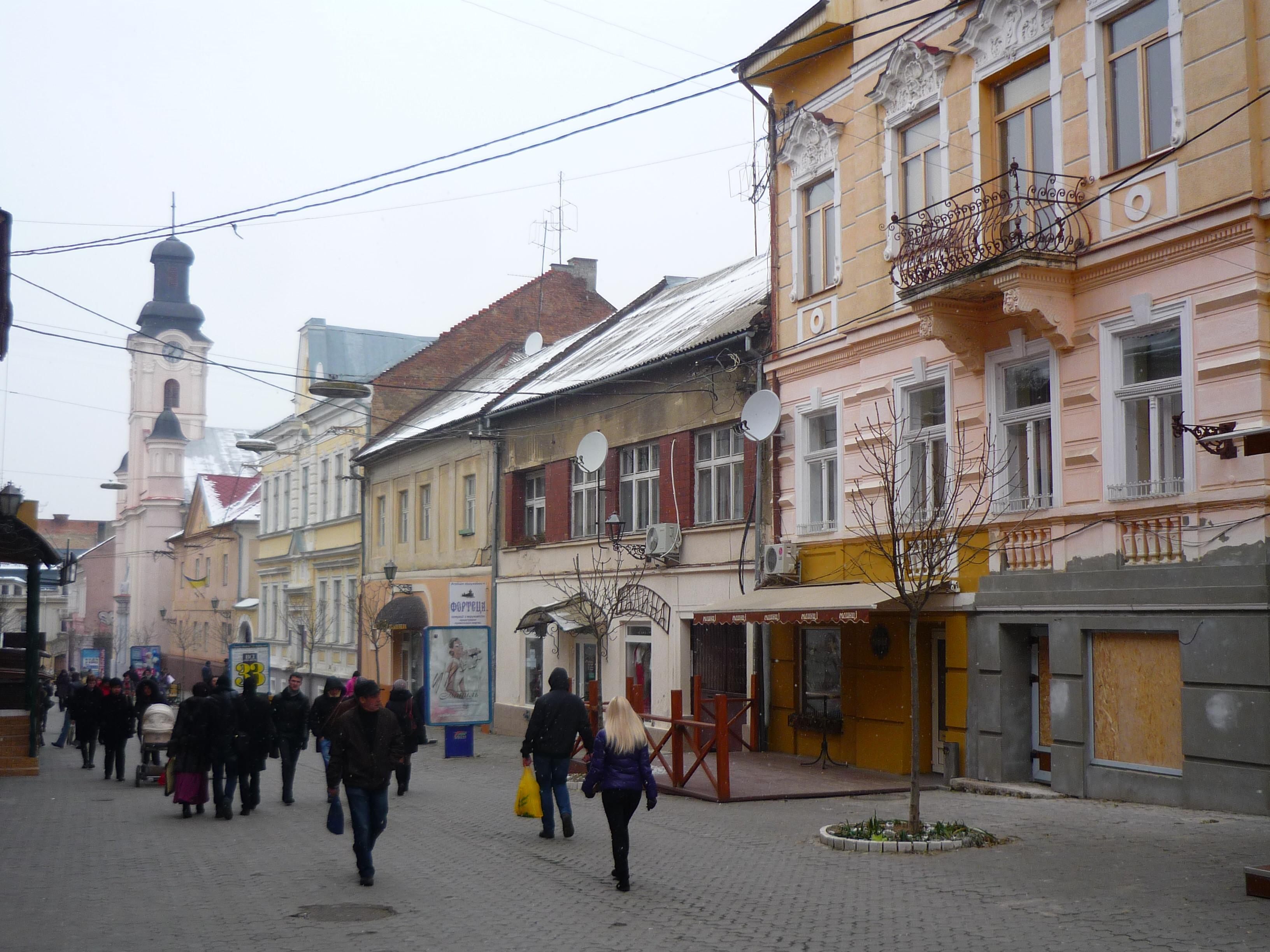 Прописка (регистрация) в Ужгороде