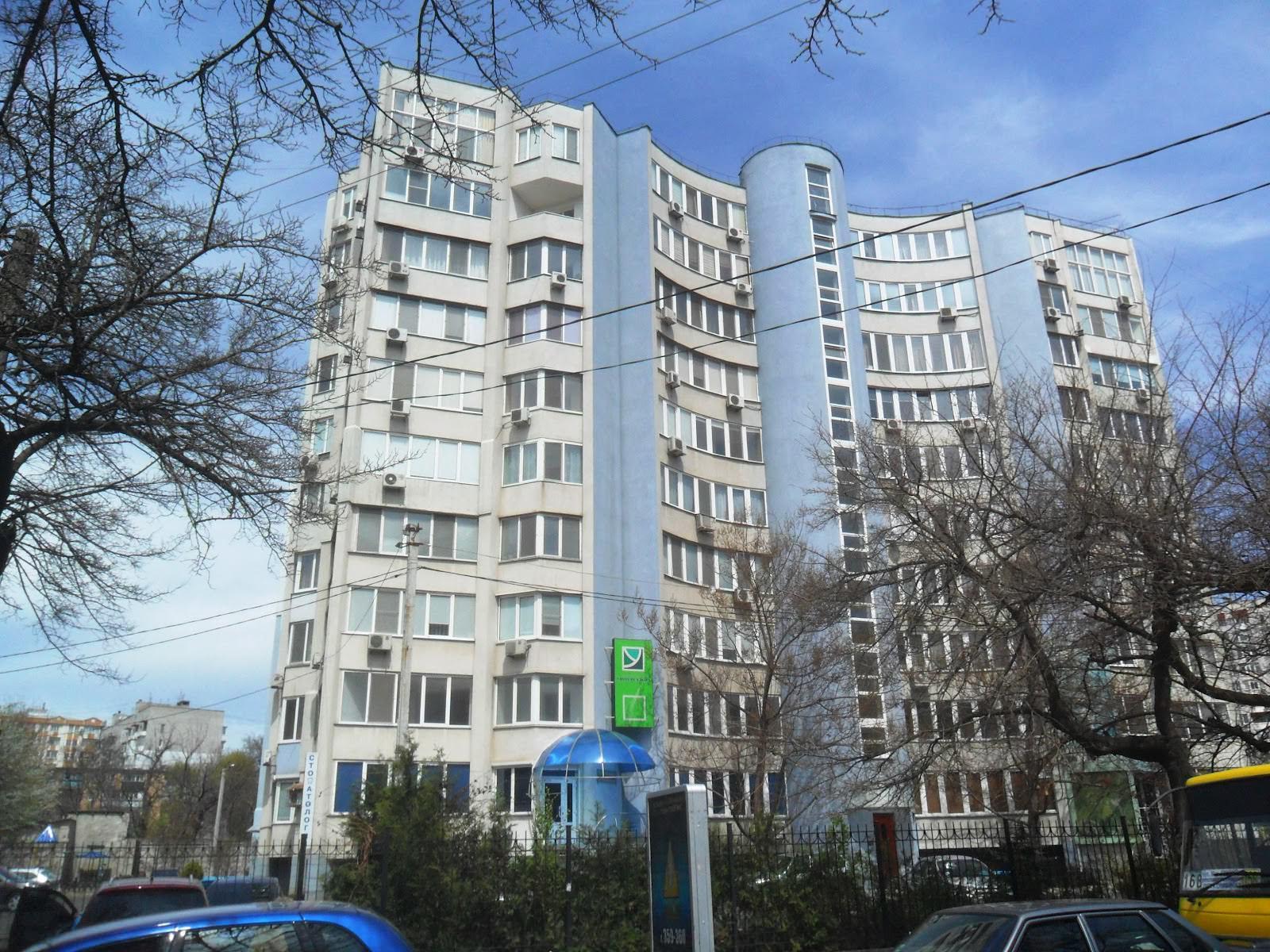 Прописка в Одессе, Приморский район