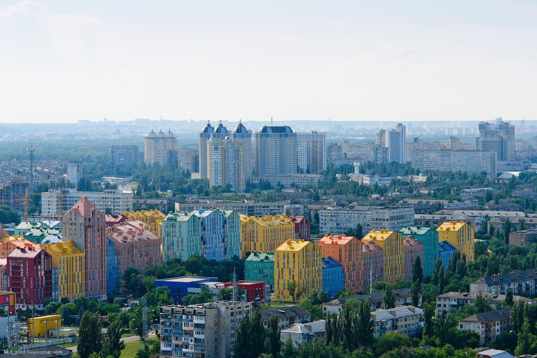 Прописка (регистрация) в Киеве, Дарницкий район